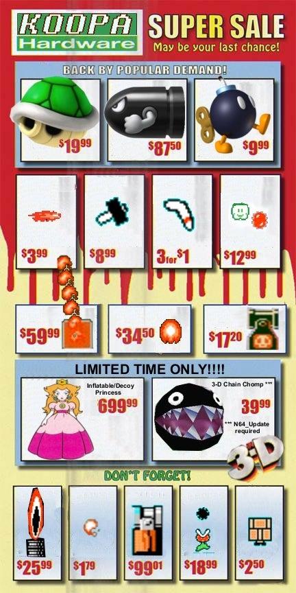 Kotaku 'Shop Contest: Weekend Circular Winners