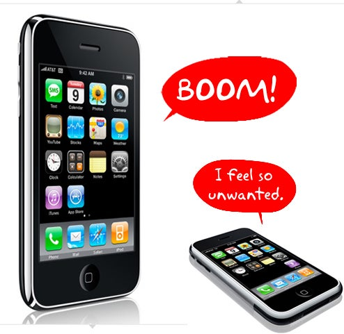 Rumor Smashed: Activating iPhone 3G Will NOT Brick Your Old iPhone (And Your Mom Can Activate It From Home)