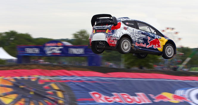 Red Bull Global Rallycross Race Preview: New York