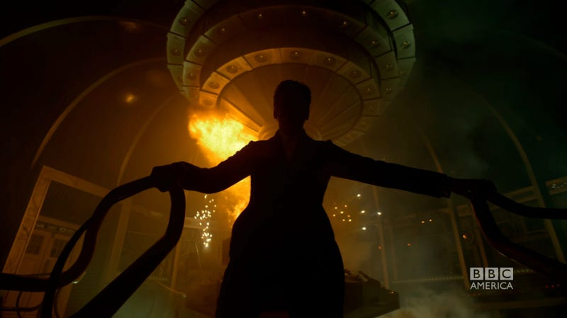 New Doctor Who Teaser Shows The Doctor's Brand New Identity Crisis