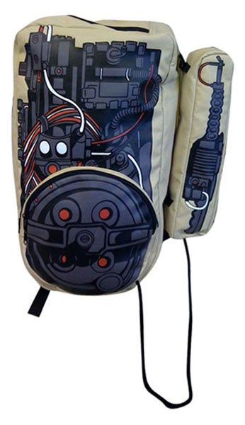 This Ghostbusters Proton Pack Backpack Can Cross My Stream Anytime