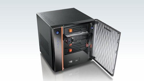 Lenovo Twitters New IdeaCentre Q100 Nettops, IdeaCentre D400 Home Server
