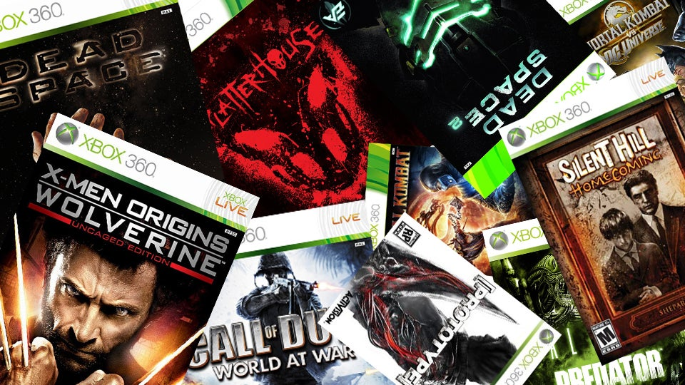 Top Xbox 360 Games : The top ten xbox games in japan that were never