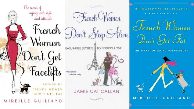 Just a Few Things Things French Women Don't Do