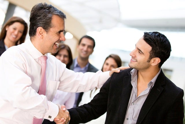 The Five Mistakes That Can Ruin Any Handshake