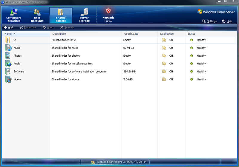 Windows Home Server Review