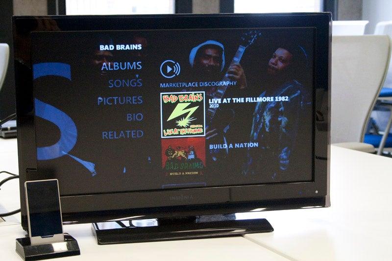 Zune 4.5 Update Has Smart DJ, On-TV Zune Marketplace, More Codecs