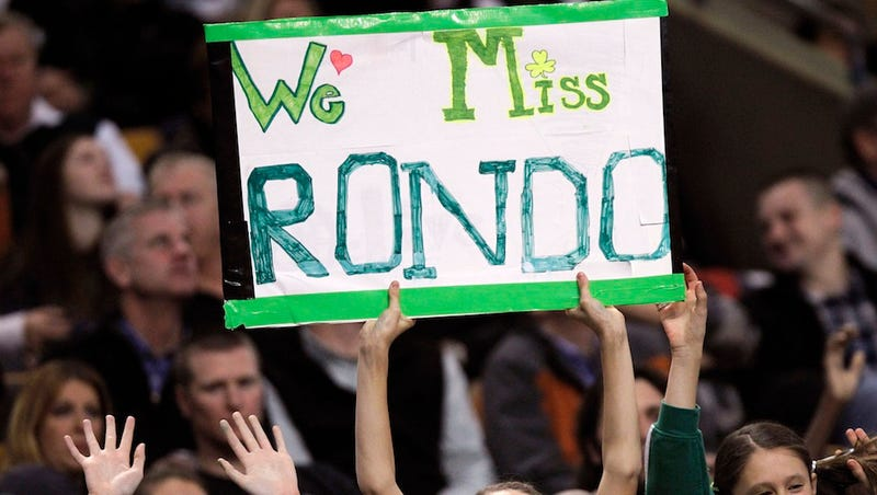 No, The Celtics Are Not Better Without Rajon Rondo