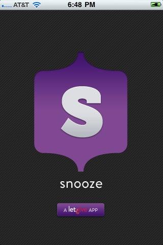 Snooze App Gallery