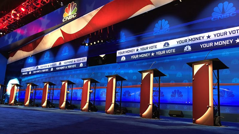 How to Watch Tonight's CNBC Republican Debate (Sadly, You'll Need a Cable Login)