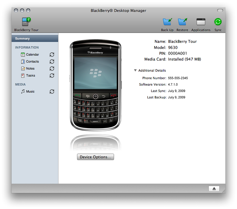 At Long Last, BlackBerry Desktop Comes to Mac