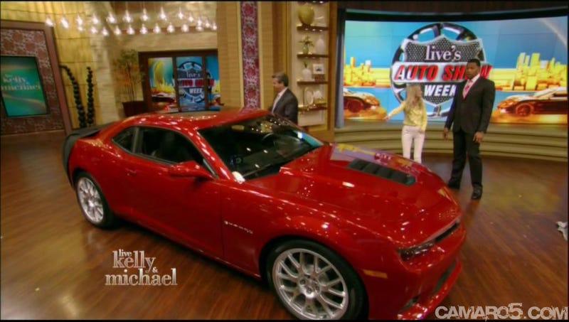 2014 Chevrolet Camaro: This Is It
