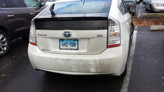 Oh Prius, you so silly...
