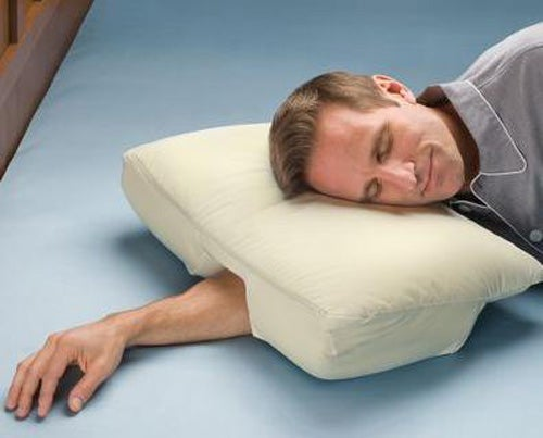 Arm-Friendly Pillow