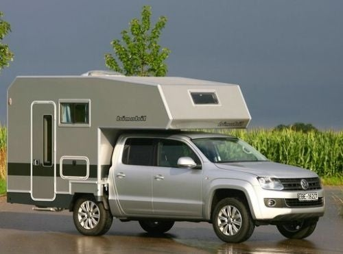 Volkswagen Amarok Camper: Please Don't Blame It On The Recession