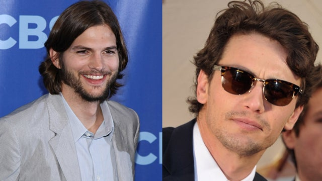 "Battle Of The Multi-""Talented"" Celebrities: Can Kutcher Unseat Franco?"
