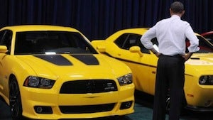 Ford Tourneo Custom, SHO Me The Luxury, And Iraqis Love The Dodge 'Obama' Charger