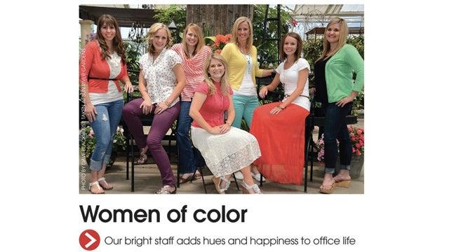 Utah Magazine Celebrates Its (White) 'Women of Color' [UPDATED]