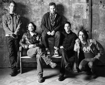 Pearl Jam's Backspacer Gets Day One Rock Band Release