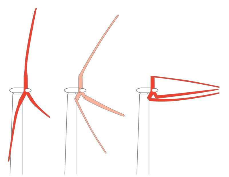 Gigantic Wind Turbine With 650 Foot Blades Will Channel the Power of Hurricanes