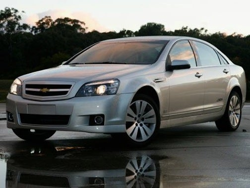Pontiac G8 To Live On As Chevy Caprice!