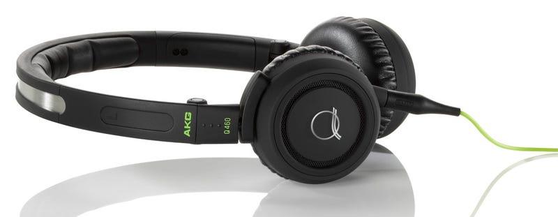 Quincy Jones' Harman Signature Headphones