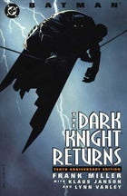 Must Read: Batman: The Dark Knight Returns