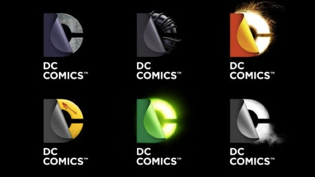 Behold, the new DC Comics logo