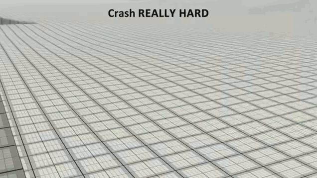Amazing Car Crashes + Hilarious Greenlight Trailer = Magic