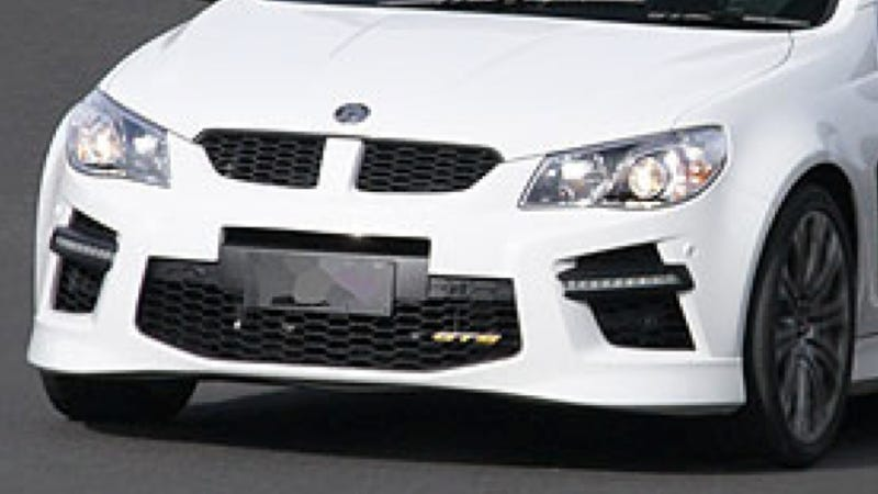 The Holden HSV GTS Is The Most Powerful Australian Car Ever