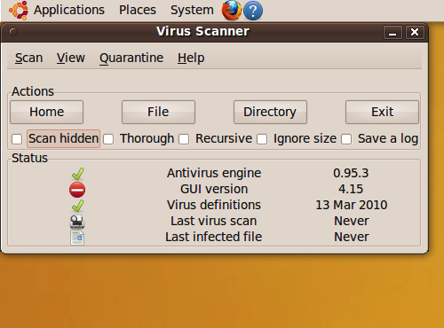 Use Linux to Scan Unusable Windows Drives for Viruses