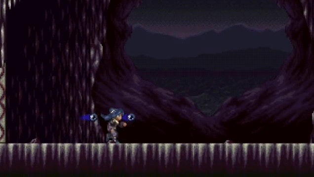 A Tale Of Revenge, Time Travel, And Pixelly Platformer Action
