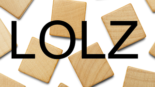 Lolz, Thanx, and Bezzy: Welcome to the Sad, Sad Future of Scrabble