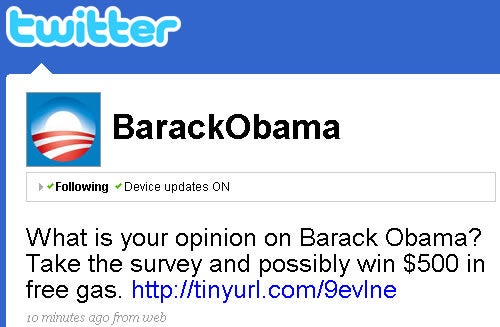 Twitter Hacking Epidemic Claims Britney Spears, Barack Obama