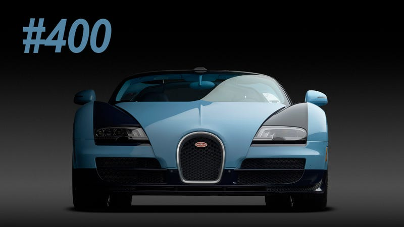 The 400th Bugatti Veyron Is Headed To The Middle East