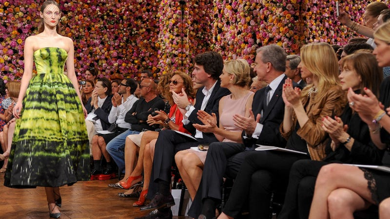 Raf Simons Just Presented His First Dior Couture Collection