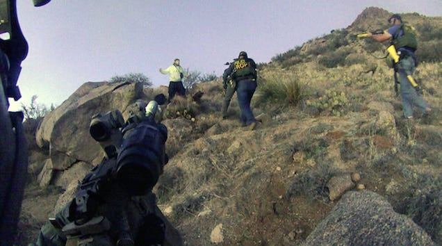 Police Shooting-Plagued Albuquerque to Host Police Shooting Tourney