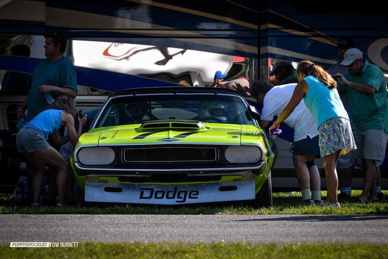Thunderstruck: Historic Trans Am Cars Road Racing At Lime Rock