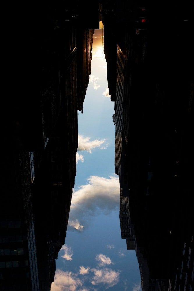 These Heavenly Photos Reveal Cities Hidden In the Sky Above NYC