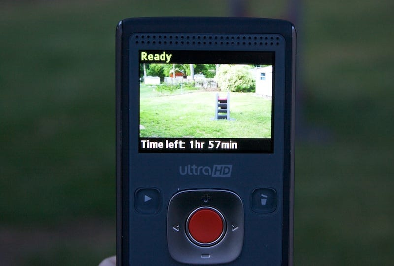 Flip UltraHD Camcorder Review