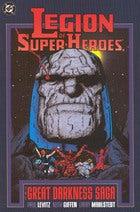 Must Read: Legion of Superheroes: The Great Darkness Saga