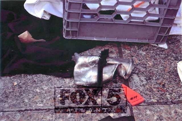 Here's What's Left Of The Boston Marathon Bombs