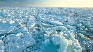 La Antártida pierde tanto hielo que está afectando al campo gravitatorio