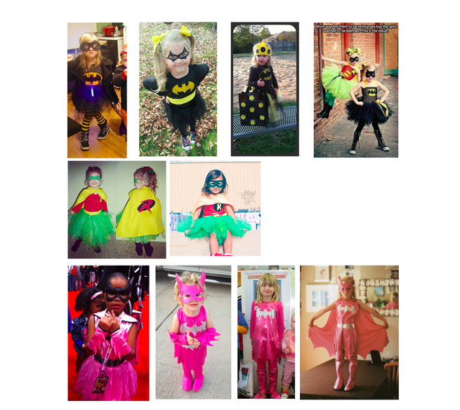 Little Girls Are Still Better Than You At Designing Superheroes
