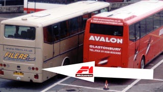 The McLaren F1 Used The Rear Lamps Of A Dutch Bus Because Of TVR