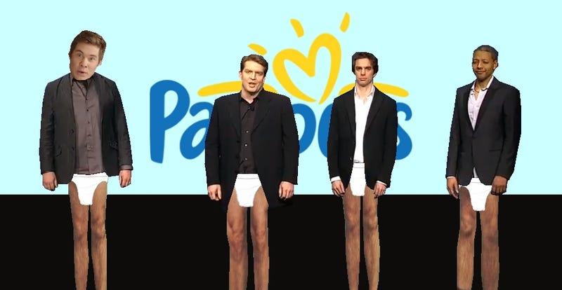 Kotaku 'Shop Contest: The Emperor Has No Pants: The Winners