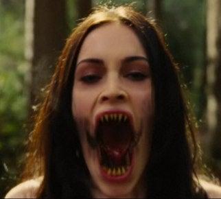 Watch Megan Fox's Topless Demonic Rampage, In Jennifer's Body Trailer