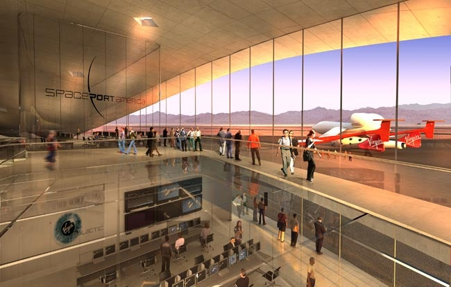 Virgin Galactic's Spaceport America Gets FAA Green Light