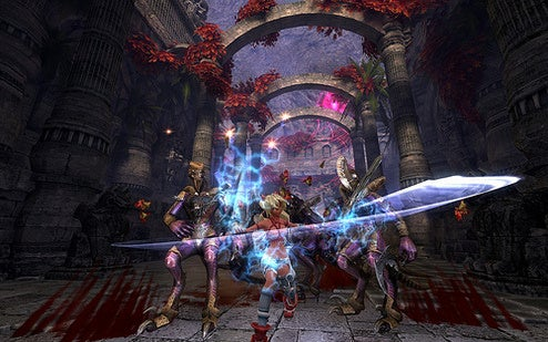 X-Blades PS3 Trophy List