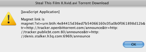 Magnetiser Downloads Torrents When No Torrent File Is Available